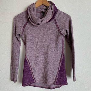 Kuhl nova cowl neck pullover sweater